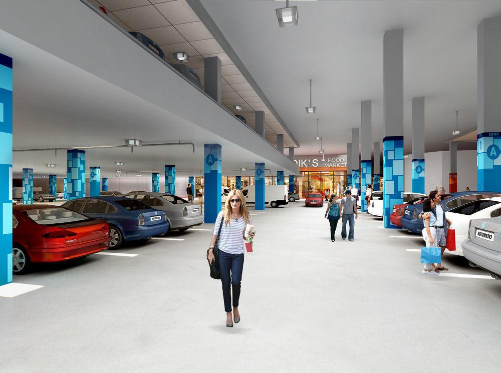 好的购物体验+硬件空间,才能提升商场万博体育官网登录运营水平