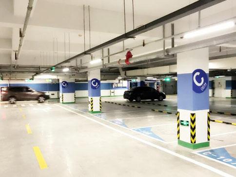 【停车场运营管理】小区停车场地坪维护8大细节!
