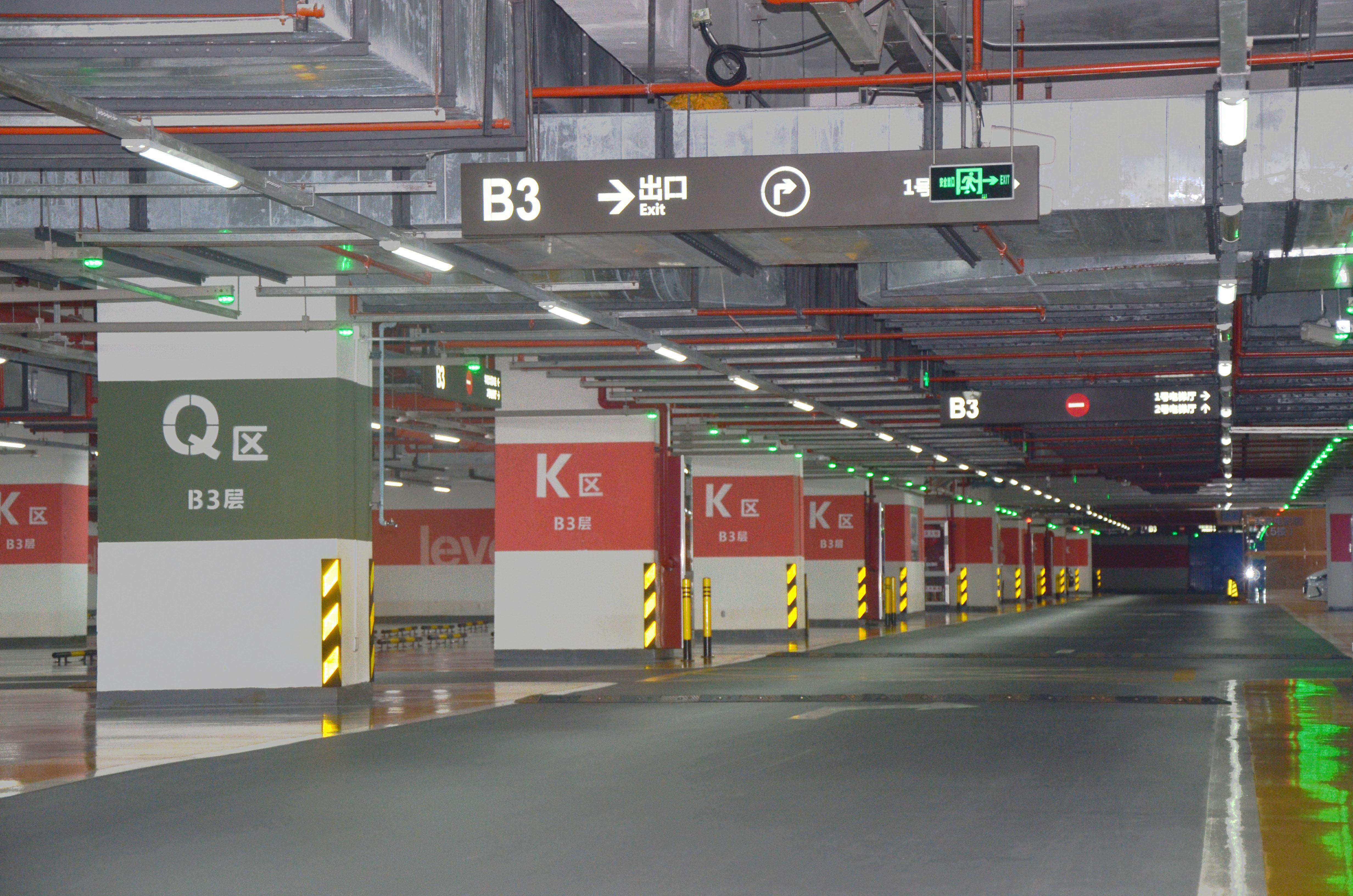 又是否赞叹过某些停车场高大上的设计,舒适而温馨的环境,智能和人性化